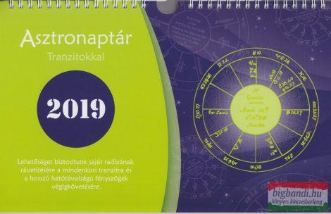 Asztronaptár 2019 - tranzitokkal