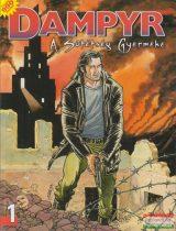 Dampyr 1. - A Sötétség gyermeke