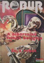 Kuczka Péter, Rigó Béla szerk. - Robur 9. - A bíborszínű felhők bolygója 1. / Én, a robot