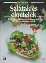 Saláták és előételek