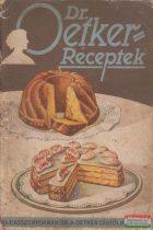 Dr. Oetker receptek