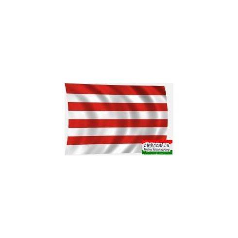 Árpád-sávos zászló 135x90 cm