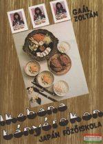 Gaál Zoltán - Japán főzőiskola - Ikebana tányérokon