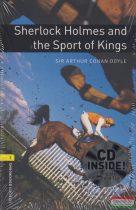 Sir Arthur Conan Doyle - Sherlock Holmes and the Sport of Kings - CD melléklettel