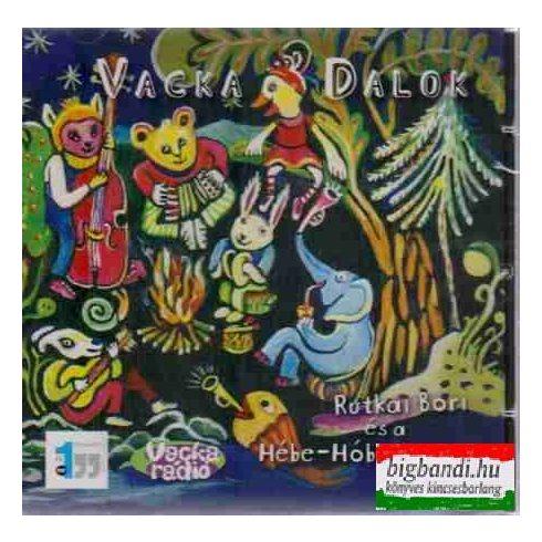 Rutkai Bori és a Hébe-Hóba Banda - Vacka dalok CD