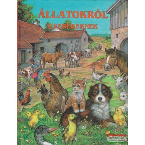 Állatokról gyerekeknek