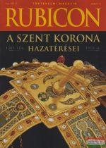 Rubicon 2018 / 7-8. - A Szent Korona hazatérései, 1205–1978