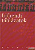 K. Bende Ildikó - Időrendi táblázatok - Történelem, irodalom, képzőművészet, építészet, zene