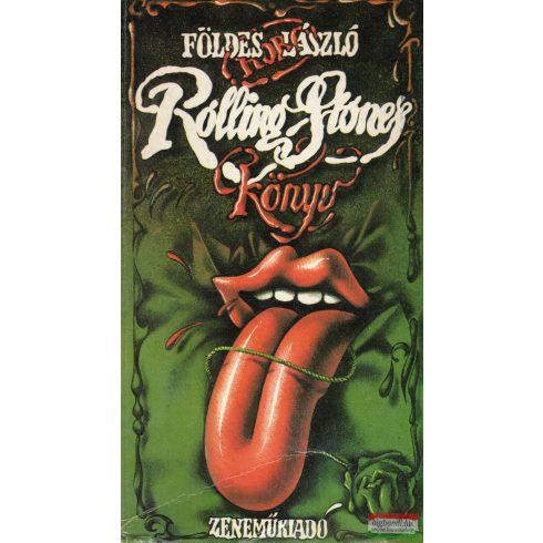 Földes László - Rolling Stones könyv