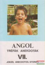 Flier István szerk. - Angol tréfák, anekdoták VII.