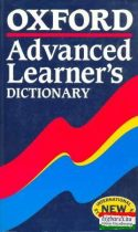 Oxford Advanced Learner's Dictionary - fifth edition