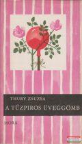 Thury Zsuzsa - A tűzpiros üveggömb