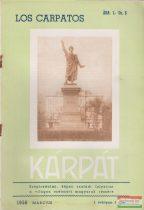 Kárpát - 1958 március I. évfolyam 3. szám