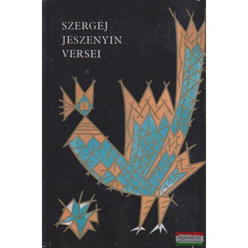 Szergej Jeszenyin versei
