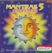 Mantras 5 - Happiness CD