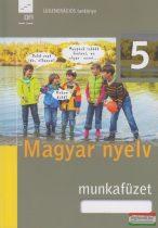 Magyar nyelv 5. munkafüzet