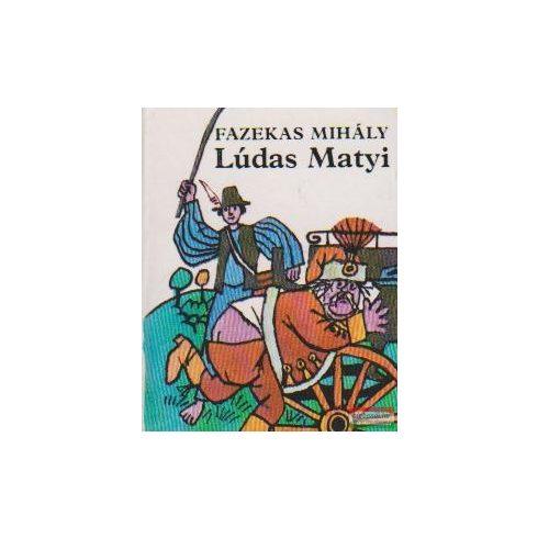 Fazekas Mihály - Lúdas Matyi (minikönyv)