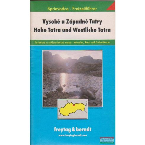 Vysoké a Západné Tatry / Hohe Tatra und Westliche Tatra