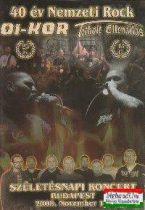 40 év Nemzeti Rock - OI-Kor, Titkolt Ellenállás (2 DVD)