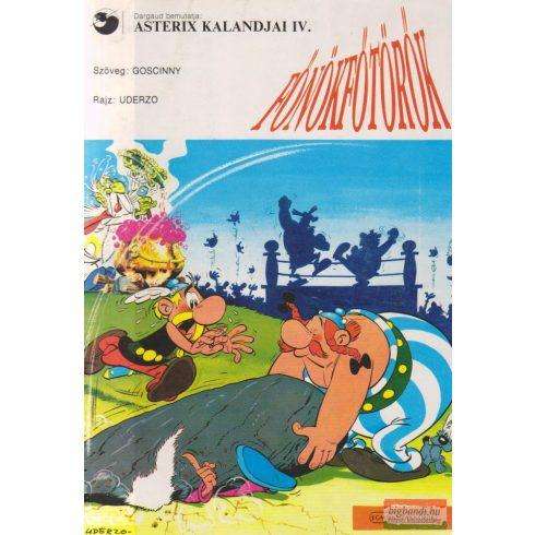 Asterix kalandjai IV. - Főnökfőtörők