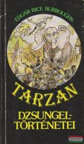 Edgar Rice Burroughs - Tarzan dzsungeltörténetei