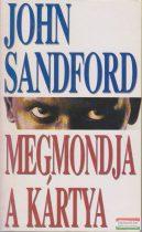 John Sandford - Megmondja a kártya