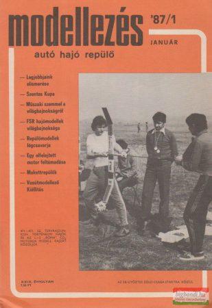Modellezés XXIX. évfolyam, 1987/1.7.8.9.10.12.szám