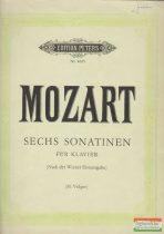 Mozart - Sech Sonatinen für Klavier