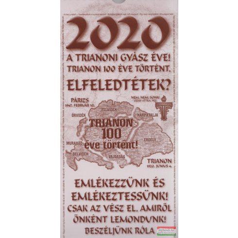 Trianoni naptár 2020