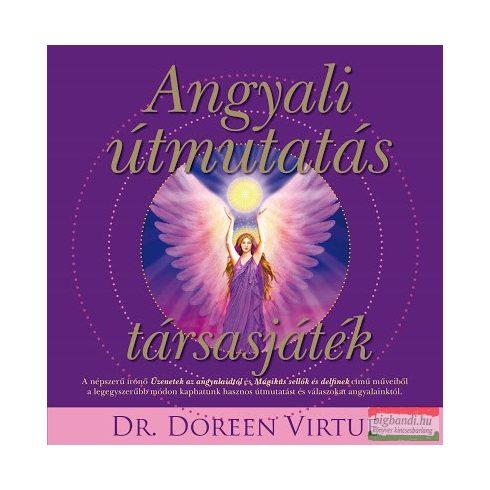 Doreen Virtue - Angyali útmutatás - társasjáték
