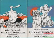 John Steinbeck - Érik a gyümölcs / Kék öböl 1-2.