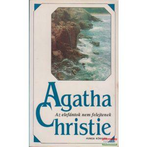Agatha Christie - Az elefántok nem felejtenek