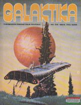 Kuczka Péter szerk. - Galaktika Tudományos-fantasztikus folyóirat VIII. évf. 1992/8. 143. szám