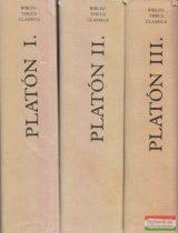 Platón összes művei I-III. kötet (nyomdahibás!)