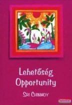 Sri Chinmoy - Lehetőség - Opportunity