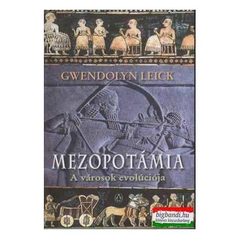 Mezopotámia - a városok evolúciója