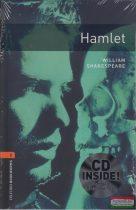 William Shakespeare - Hamlet - CD melléklettel