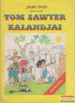 Mark Twain - Cs. Horváth Tibor - Dargay Attila- Tom Sawyer kalandjai