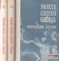 Alexandre Dumas - Monte Cristo grófja I-III.