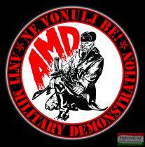 AMD - Ne vonulj be! (vinyl) LP