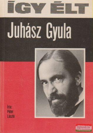 Így élt Juhász Gyula