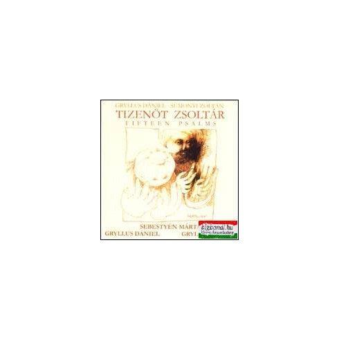Gryllus Dániel - Sumonyi Zoltán - Tizenöt zsoltár CD