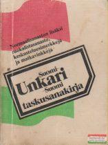 Nyirkos István - Suomi-Unkari - Unkari-Suomi taskusanakirja / Finn-magyar - magyar-finn zsebszótár