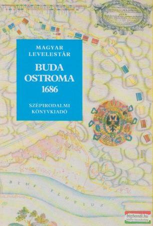 Buda ostroma, 1686
