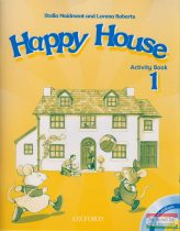Stella Maidment - Lorena Roberts - Happy House 1. Activity Book With MultiRom