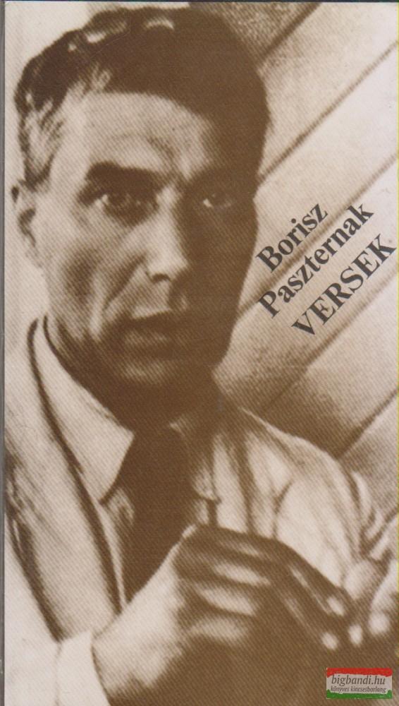 f7e0d7fae3 Borisz Paszternak - Versek - könyvesbolt, antikvárium, kártyás ...