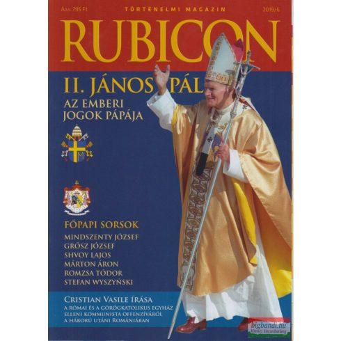 Rubicon - 2019/6 - Történelmi magazin
