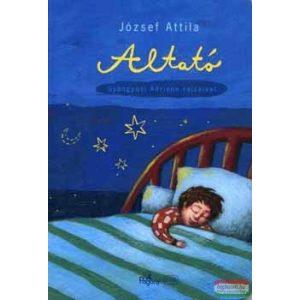 József Attila - Altató - Gyöngyösi Adrienn rajzaival