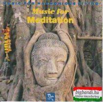 Music for Meditation CD