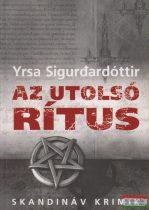 Yrsa Sigurdardóttir - Az utolsó rítus